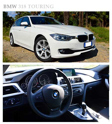 BMW 318 Touring  for rent