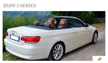 Rent a BMW 3 Series Convertible
