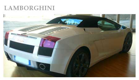 Lamborghini Gallardo Exotic Car Rental
