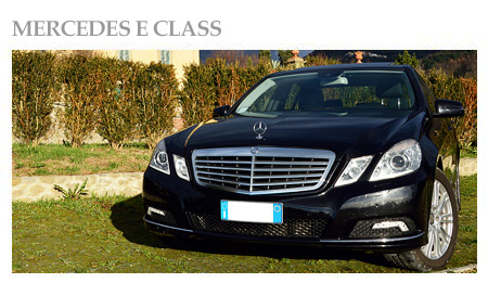 Rent a Mercedes E Class in Italy